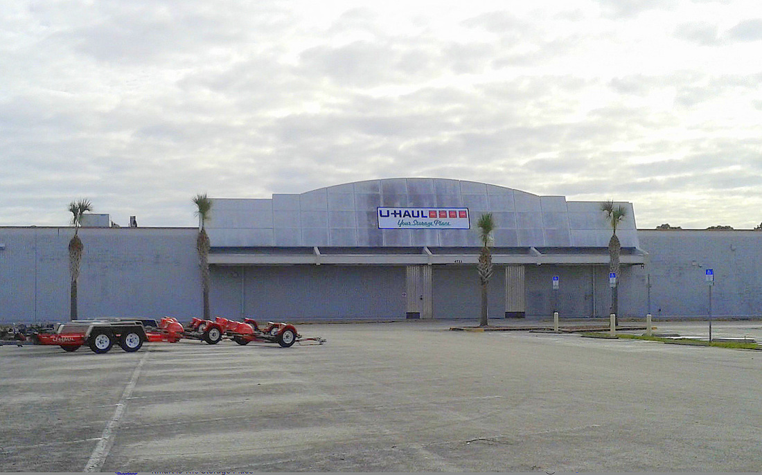 This Former Kmart Site In Palm Bay, Florida Was Converted Into A U Haul  Storage And Truck Rental Facility In January, 2016. More Conversions Like  This May ...